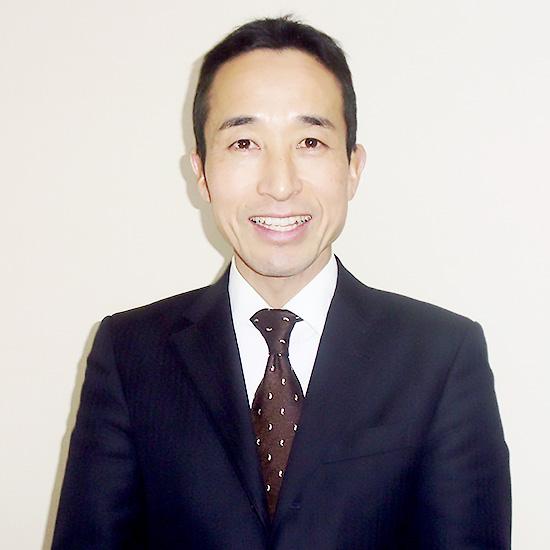 代表取締役社長 柳井 英二